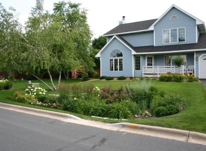 EPA Residential rain garden